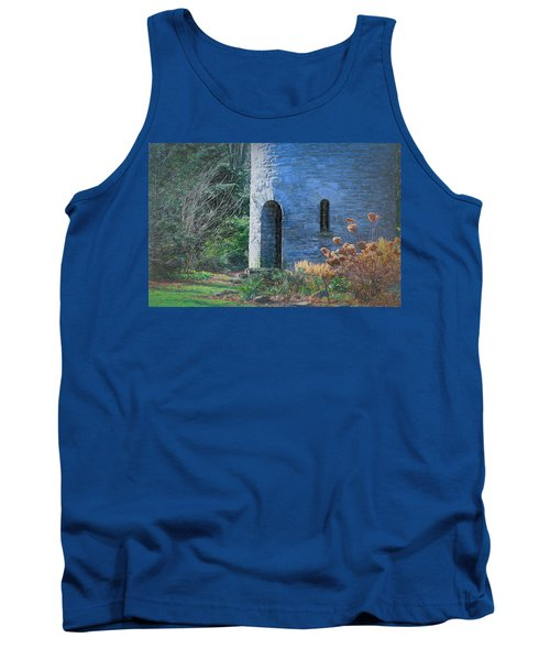 Fairy Tale Tower Tank Top by Patrice Zinck