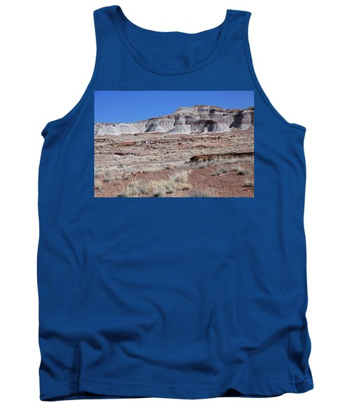 Tank Top featuring the photograph Fallen Giants by Gary Kaylor