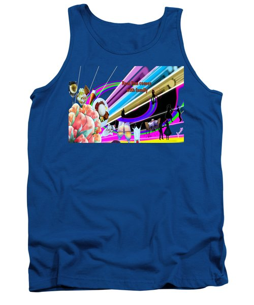 Family Dinner And Fun Time  Tank Top