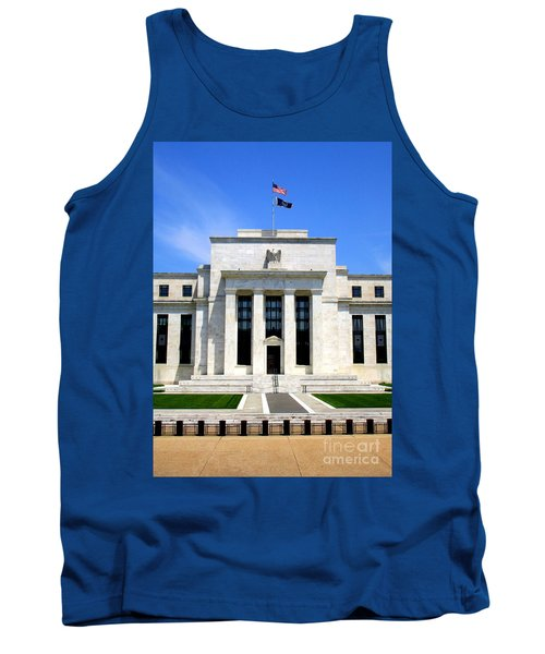 Federal Reserve Tank Top