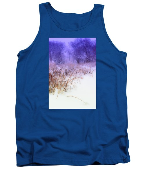 Feel Of Cold Land Tank Top