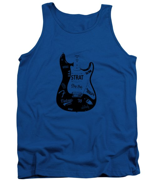 Fender Stratocaster 59 Tank Top