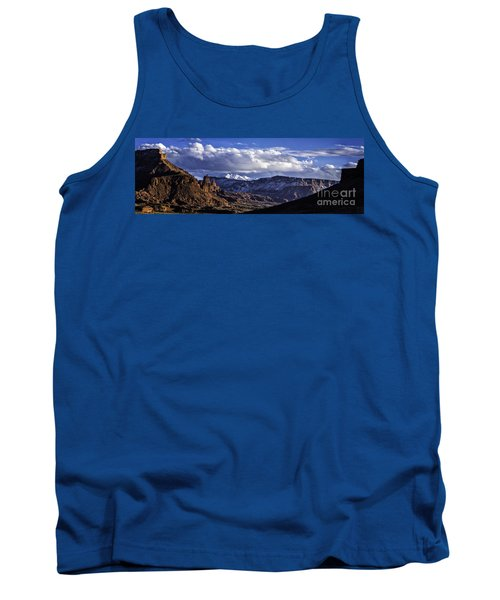 Fisher Towers Tank Top