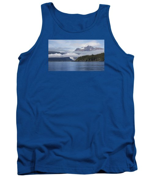 Tank Top featuring the photograph Fishing In Southeast Alaska by Michele Cornelius
