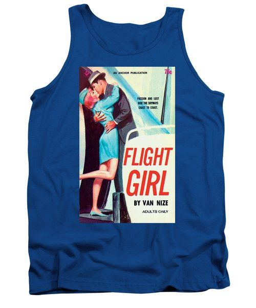 Flight Girl Tank Top