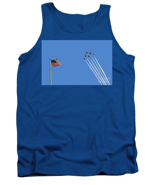 Flight Of Six Tank Top