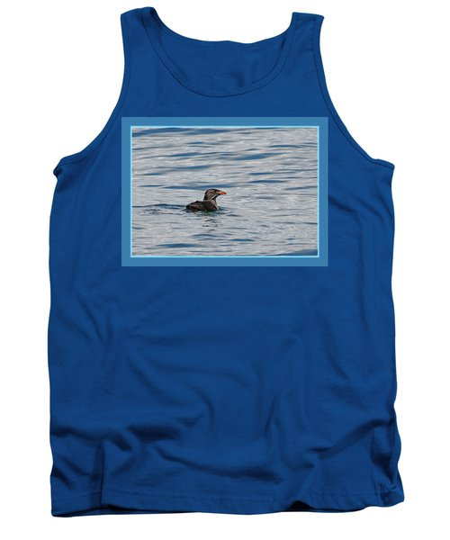 Floating Rhino Tank Top by BYETPhotography