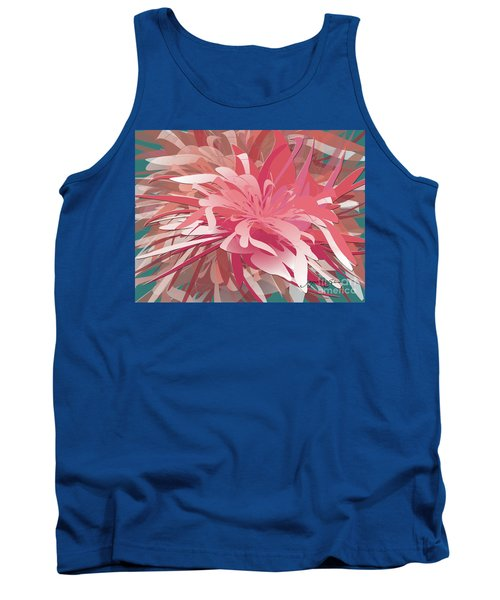 Floral Profusion Tank Top