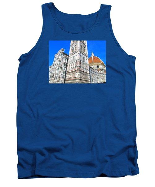 Florence Duomo Cathedral Tank Top