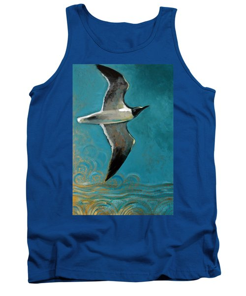 Flying Free Tank Top by Suzanne McKee