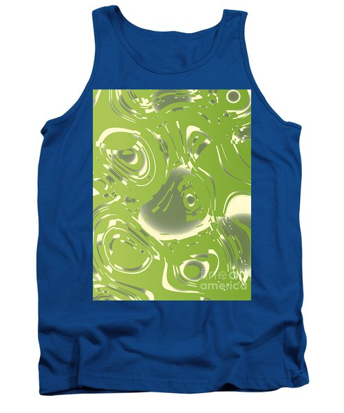 Flying Trapeze Tank Top