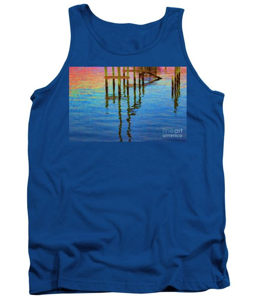 Focus On The Water Tank Top