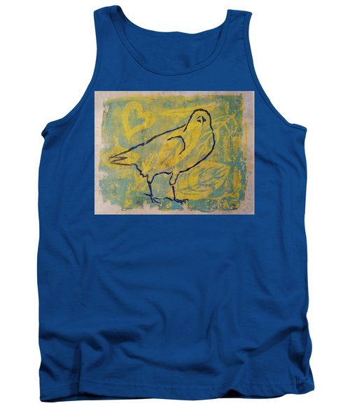 For The Love Of Raven Tank Top