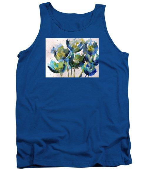 Forever Loving Blue Tank Top