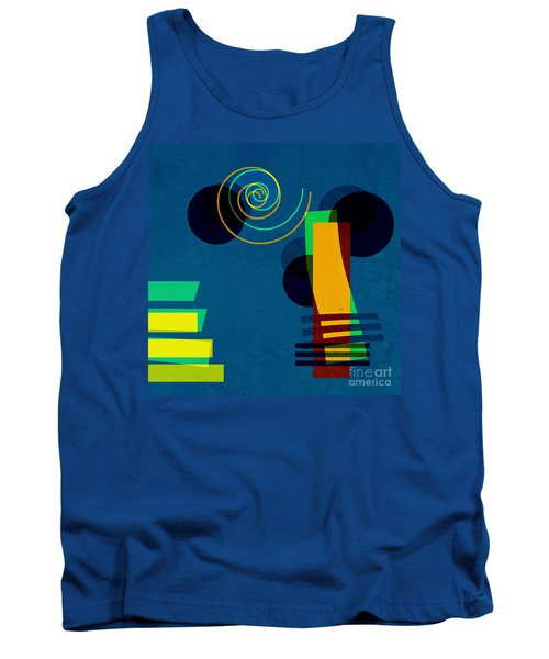 Formes - 03b Tank Top by Variance Collections