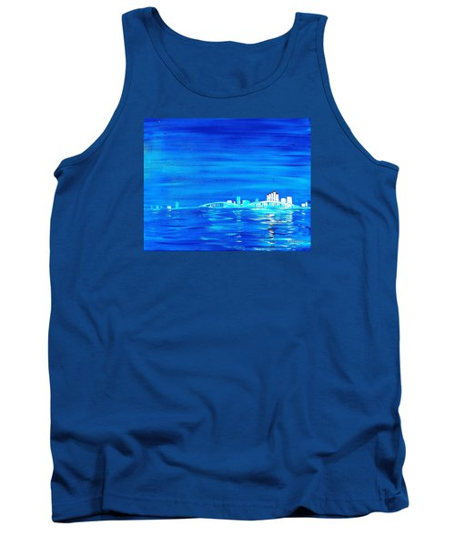 Fort Myers By Night Tank Top