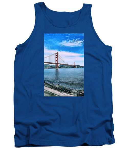 Fort Point Tank Top