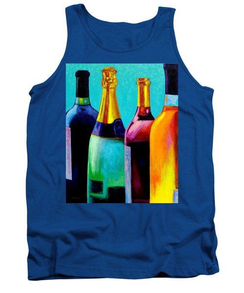 Four Bottles Tank Top