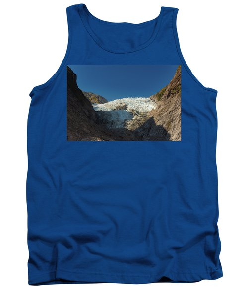 Tank Top featuring the photograph Franz Josef Glacier by Gary Eason