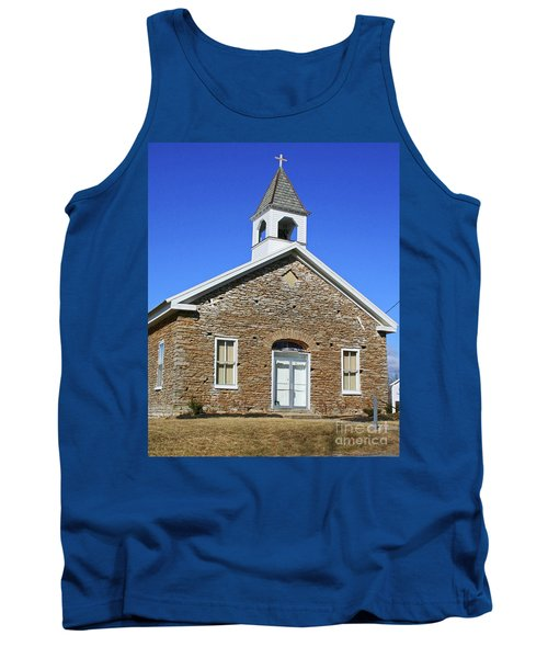 Freedonia Baptist Church Tank Top