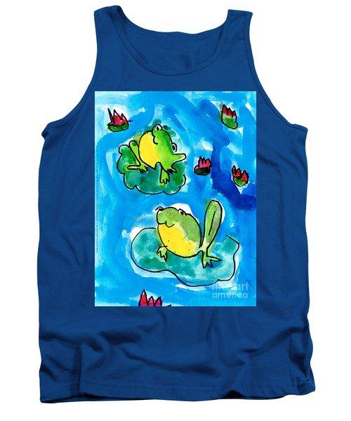 Frogs Tank Top