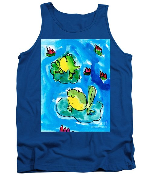Frogs Tank Top