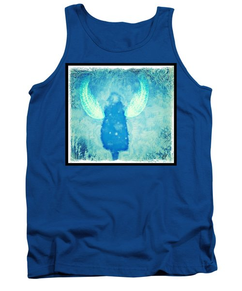 Frosted Angel Tank Top