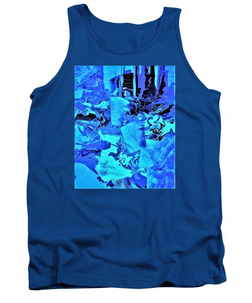 Frozen Beauty Tank Top