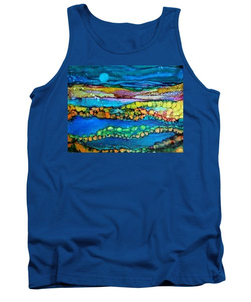 Full Moon Tank Top