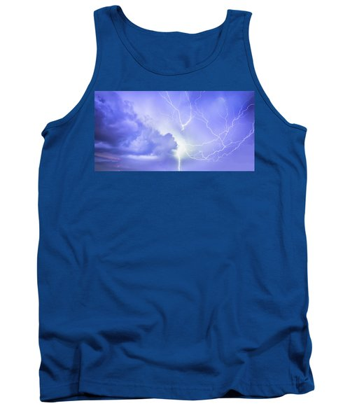 Fury Of The Storm Tank Top