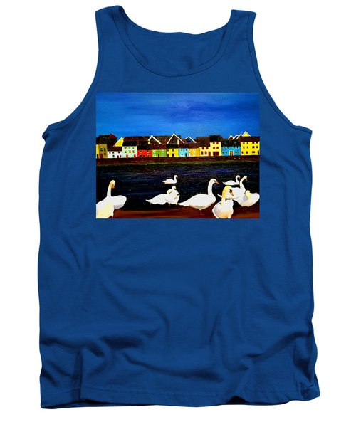 Galway Swans Tank Top