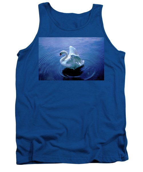 Tank Top featuring the photograph Gentle Strength by Marie Hicks