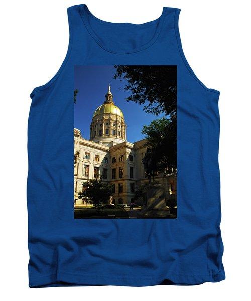 Georgia State Capitol Tank Top