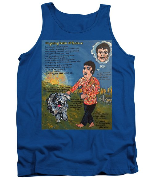 Getting Better Tank Top