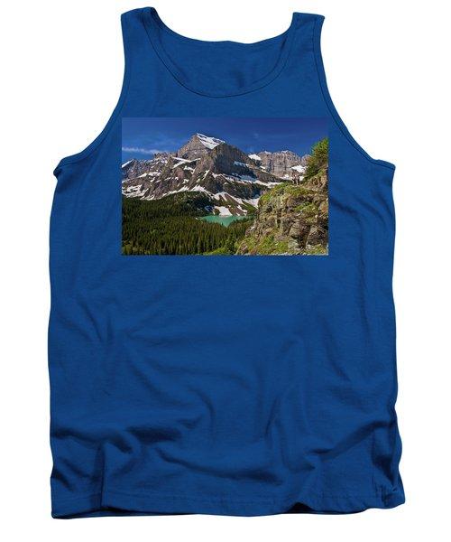 Glacier Backcountry 2 Tank Top