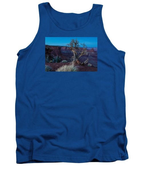 Tank Top featuring the photograph Gnarled by Paul Noble