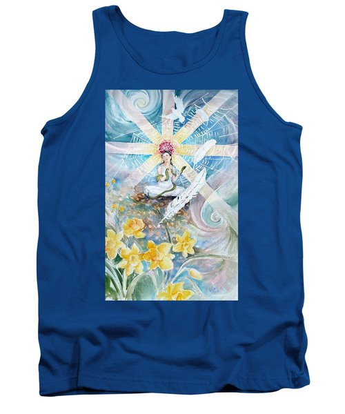 Goddess Awakened Tank Top