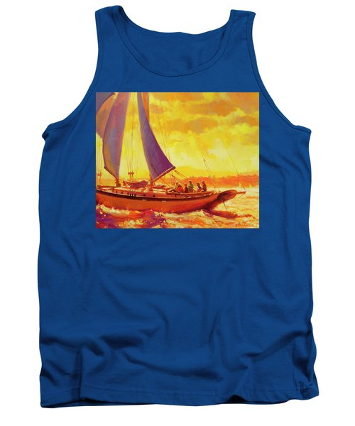 Golden Opportunity Tank Top