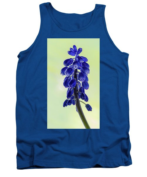 Grape Hyacinth Tank Top