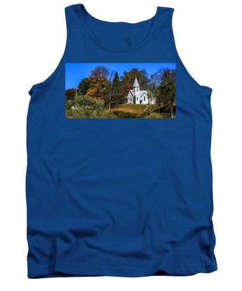 Grassy Creek Methodist Church Tank Top