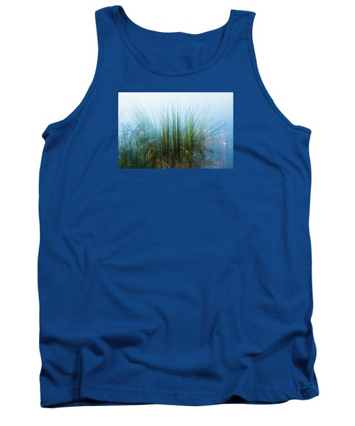 Morning At The Lake Tank Top