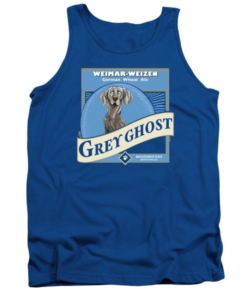 Grey Ghost Weimar-weizen Wheat Ale Tank Top