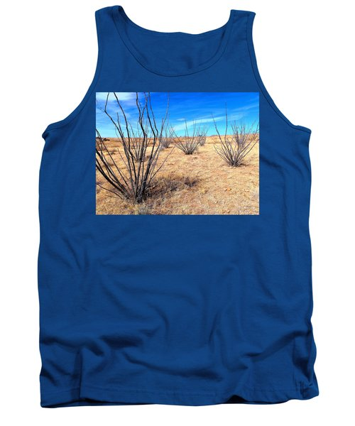 Ground Level - New Mexico Tank Top