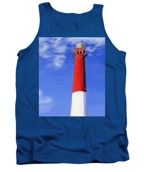 Tank Top featuring the painting Guiding Light by Lynne Reichhart