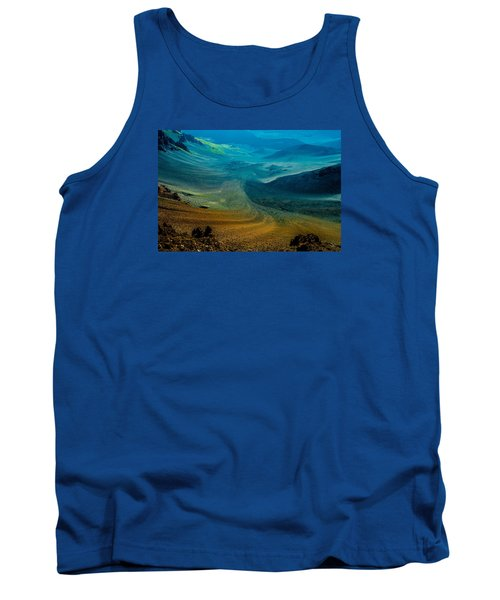 Tank Top featuring the photograph Haleakala by M G Whittingham
