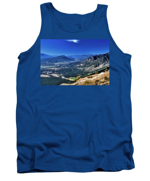 Hang Gliders Point Of View Tank Top