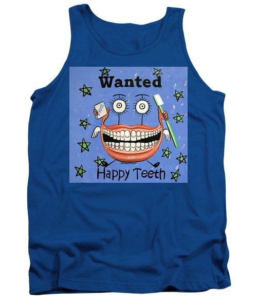 Happy Teeth Tank Top