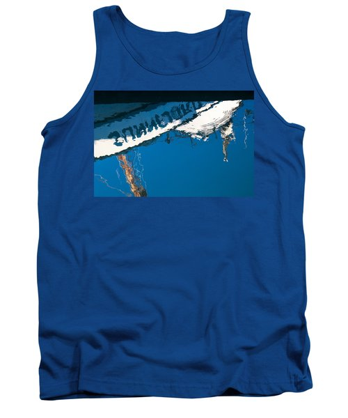 Harbor Blue Tank Top