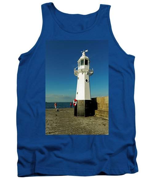 Harbour Lighthouse - Mevagissey Tank Top