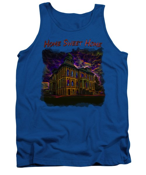 Haunted House 2 Tank Top